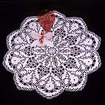 Crochet-Along Finished Doily