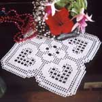 Free Crochet-Along: Learn Filet Crochet