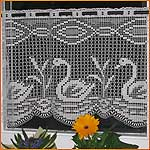 Learn filet crochet classes