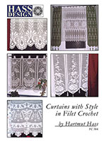 curtain crochet patterns
