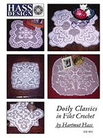 doily crochet patterns