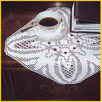Crochet Pattern Central - Free Doily Crochet Pattern Link Directory