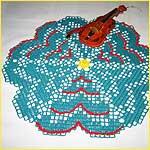 Ruffled Doily - Crochet Doily Pattern - Free Vintage Crochet Pattern
