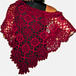 Crochet Spot » Blog Archive » Crochet Pattern: Mi Amor Shawl