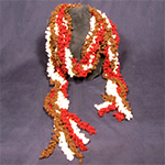 Crocheted Hawaiian Lei Pattern