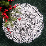 Doilies: Decorative, Distinctive, Dramatic, Coats  Clark Book No