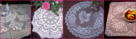 Individual crochet patterns