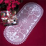 Christmas Crochet Patterns, Holiday Filet Crochet Patterns and
