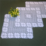 Luck of the Irish Table Runner Pattern
